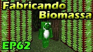 Minecraft com Mods - Fabricando Biomassa - EP62