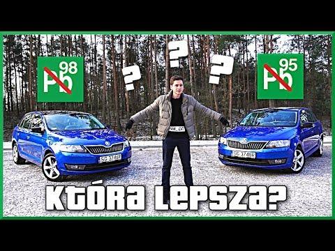 BENZYNA 95 vs 98 - TEST SPALANIA I PRZYSPIESZENIA! Które paliwo tankować?
