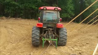 Why a locking rear differential is so important on a tractor