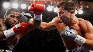 Gennady  Golovkin vs Curtis Stevens - Highlights (GGG BRUTALIZES Stevens)