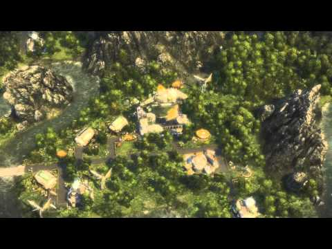 Anno 2070 gameplay trailer