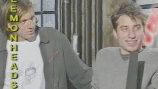 Interview: Lemonheads / Evan Dando & Jesse Peretz talk with Che - 06.1988