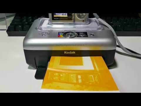 printing with a kodak easyshare printer dock 3 and kodak eas