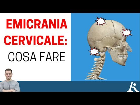 Ginnastica colonna vertebrale cervicale in video
