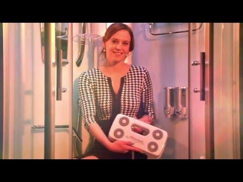 AcquaVapore DTP8046 Dampfdusche Dusche Fertigdusche 80x80 90x90 100x100 bei Trendbad24