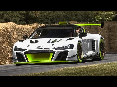 Goodwood Festival of Speed 2019: Day 3 - NEW Porsche 911 RSR, Audi R8 GT2, Bentley Speed 8