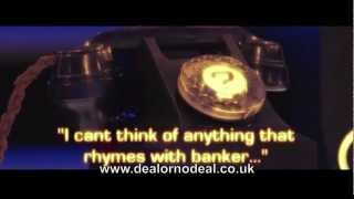The Banker raps on Deal or No Deal