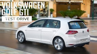 Test Drive - Volkswagen Golf GTI
