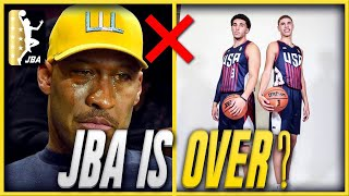 LAVAR BALL ENDS JBA LEAGUE BECAUSE THE BALL BROTHERS LEFT? | CANCELS REMAINING TOUR GAMES!