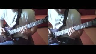 Children Of Bodom - Smile pretty for the devil guitar cover (Pepsy version) Both parts!