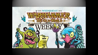 Warhammer Old World: Reactions from Warhammer Weekly