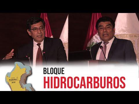#PremiosProActivo 2019 | Bloque Hidrocarburos