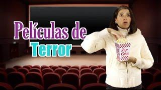 Películas de terror. Devocionales cristianos. Miss Nat. Amy & Andy