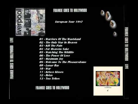 frankie goes to hollywood 1987 01 12 wembley arena london bb