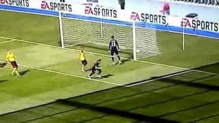 First Ever 360 Headed Goal! - Fifa 12