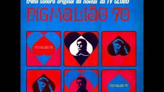 Pigmalião 70 - LP Trilha Sonora Da Novela/Soap Opera Soundtrack