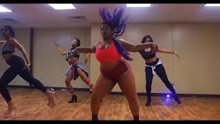 Nicki Minaj Chun Li Choreo by Akyra