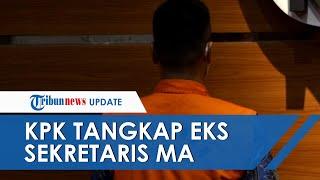 KPK Tahan Eks Sekretaris MA, Nurhadi dan Menantunya atas Suap dan Gratifikasi Senilai Rp46 Miliar