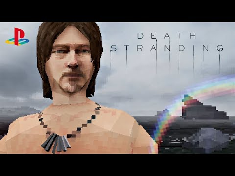 如果《死亡擱淺》是PS1的遊戲