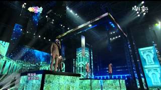 2AM - I Wonder If You Hurt Like Me @ Gayo daejun 2013