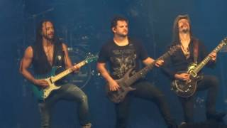 Angra - Angels and Demons @ Belo Horizonte - Music Hall - 27.05.2016