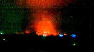 preview picture of video 'قصف الناتو لمعسكر 77 (الهناقر) NATO in Tripoli-Libya'