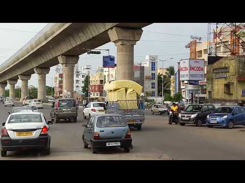 Download Heavy Traffic Sound In Bus Hectic Kolkata Video 3GP