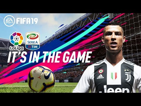 HUGE FIFA 19 NEWS! LA LIGA & SERIE A OFFICIAL LICENCE AND MORE!