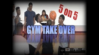 Gym Take Over (Gus Garcia Rec) The Mothers Day Game - Video Youtube