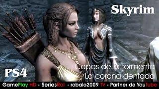 Skyrim | Capas de la tormenta | La corona dentada | SeriesRol