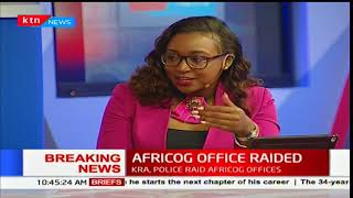Breaking News : AFRICOG office raided