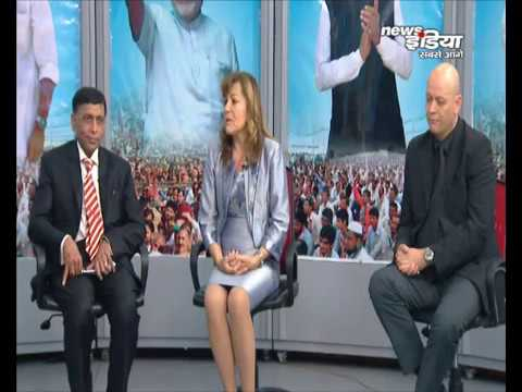 B S Tomar : News India Primoska Corner Interview - Dr. B S Tomar & Other Guests