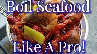 Cajun Crawfish Boil: How To Cook Like A Pro 2018 - (Step By Step)
