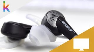 Die besten In-Ear Kopfhörer? Bose Quiet Comfort 20 - Review