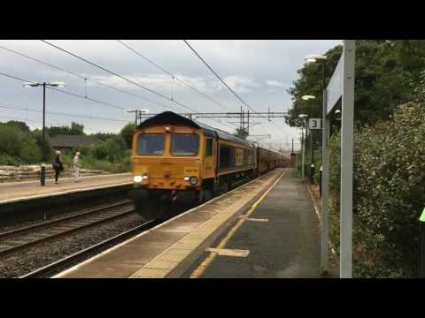 Acton Bridge Weekend Freight Variety 9th - 11th September 20…