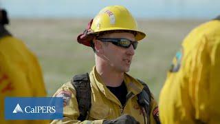 We Serve CA | Mike Seaton, CAL FIRE