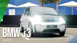 BMW i3: probamos este coche autónomo NIVEL 5, ¡conduce SOLO!