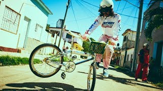 A Visual History of Flatland BMX | Stages - 80s ti...