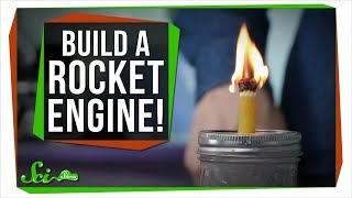 How to Build a Rocket Engine in Your Kitchen (Experiment Episode)