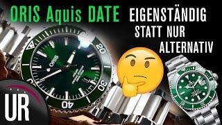KEINE Rolex SUBMARINER Alternative: ORIS AQUIS DATE! Test|Review|Deutsch