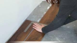 6mm Click Vinyl Plank Installation