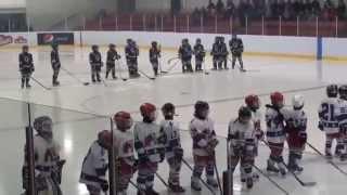 Nordiques AAA 2004 saison 2014 - Montage #1