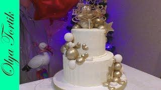 ИДЕИ УКРАШЕНИЯ ТОРТОВ ТОРТ ДЛЯ СЕСТРЫ Шоколадный мусс для торта РЕЦЕПТ Сборка и украшение торта