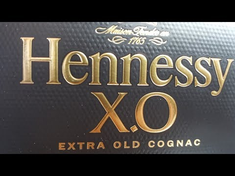 Cognac  Review: Hennessy XO