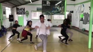DESPACITO. Luis Fonsi ft Daddy Yankee. Coreografia Academia Stone. 2da parte