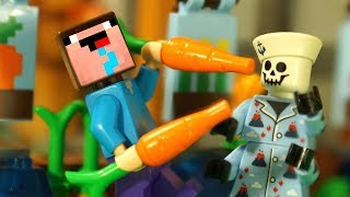 Лего Нубик Майнкрафт и Ниндзяго Мультики Все Серии Подряд Мультфильмы для Детей СБОРНИК Игрушки