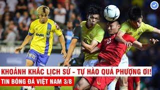 VN Sports 3/8 | Công Phượng & màn trình diễn chào hàng đất Bỉ, Thái Lan bán vé cho CĐV VN giá cắt cổ
