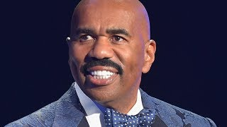 Sketchy Things About Steve Harvey Everyone Just Ignores