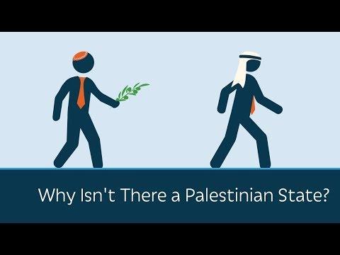 Miért nincs a palesztinoknak saját országuk? (magyar felirat)