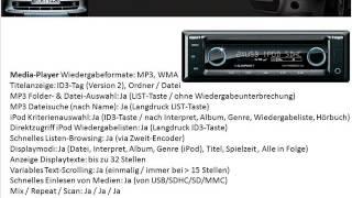 blaupunkt san francisco 320 cd autoradio mit usb